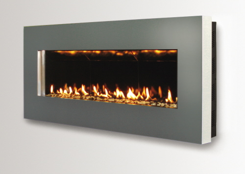 WALLMOUNTED FIREPLACES – Alternate To Your Wallpaper