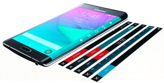 Samsung Galaxy Note Edge The Unusual Useful Gadget