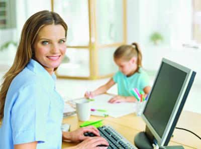 Earn More While Working At Home