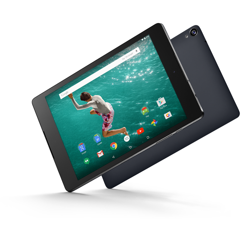 HTC Nexus 9: The Best Android Tablet