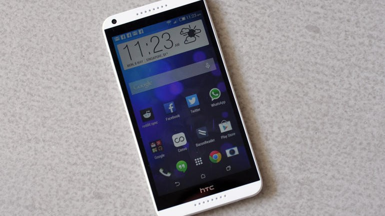 Knowing All About HTC's Desire 816