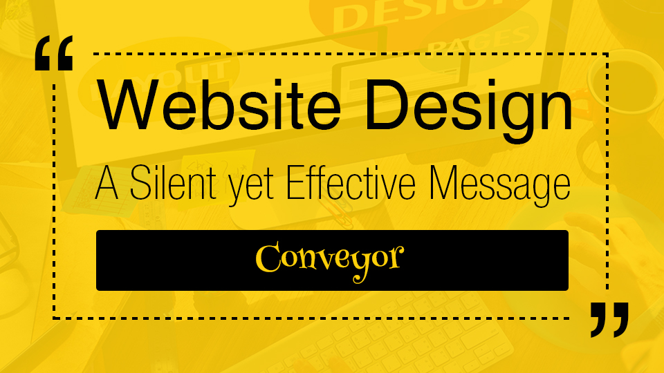 Website Design Helps Bringing You Closer With Your Potential Customers