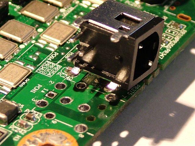 How To Repair Laptop DC Power Jack