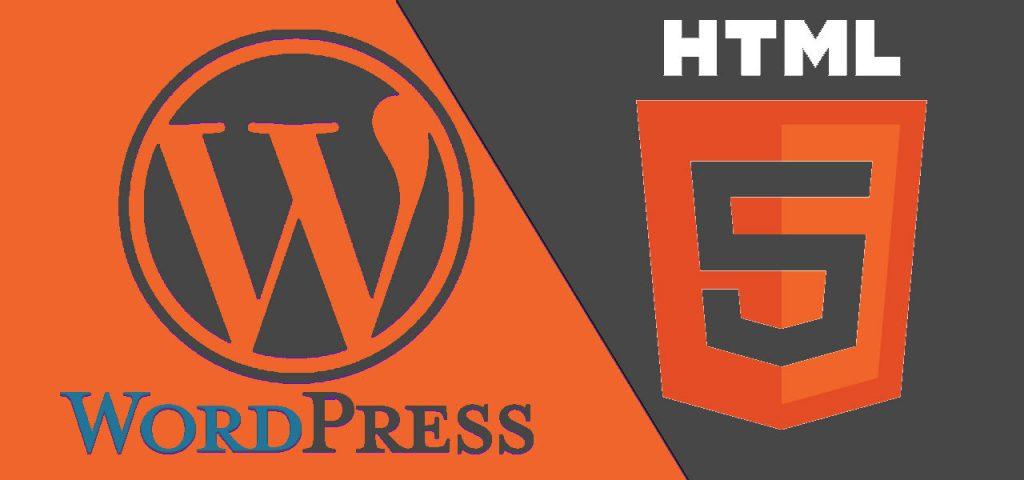 WP vd HTML