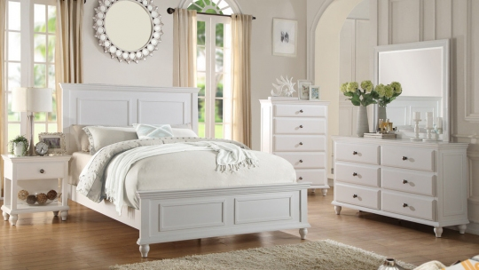 Trending White Bedroom Sets You'll Love In 2020
