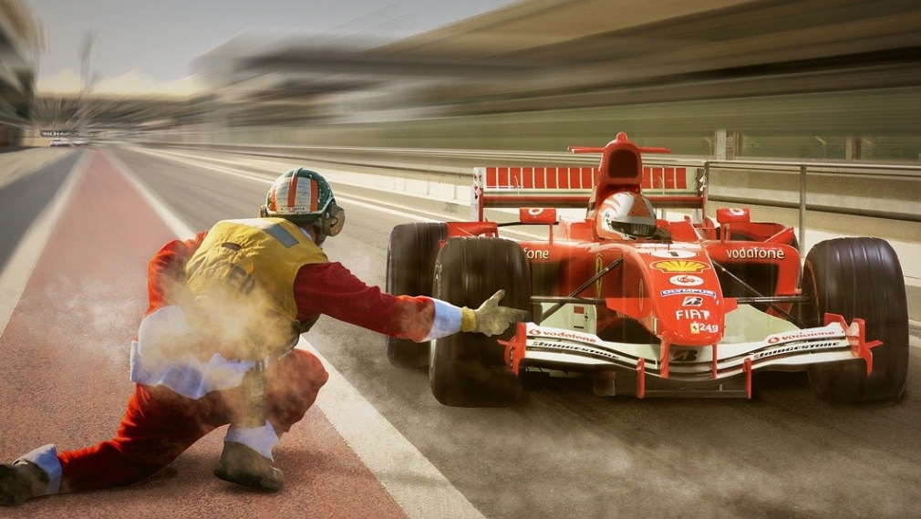 F1 During A Pandemic - How Does It Work?