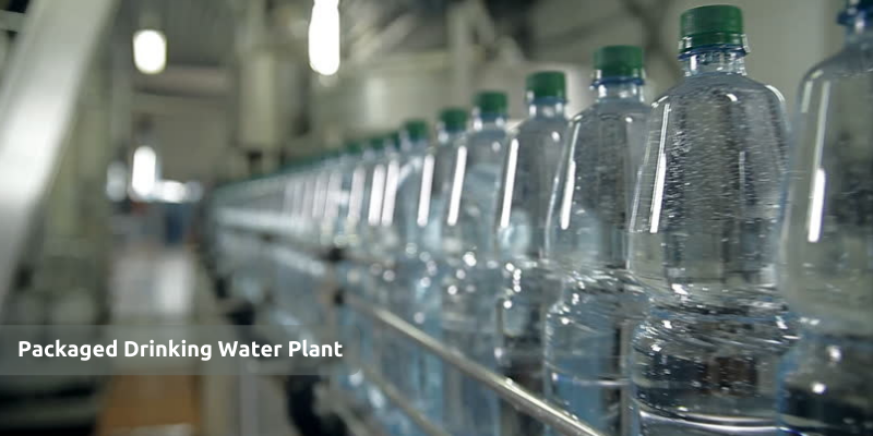 How Do You Set Up A Packaged Drinking Water Plant?